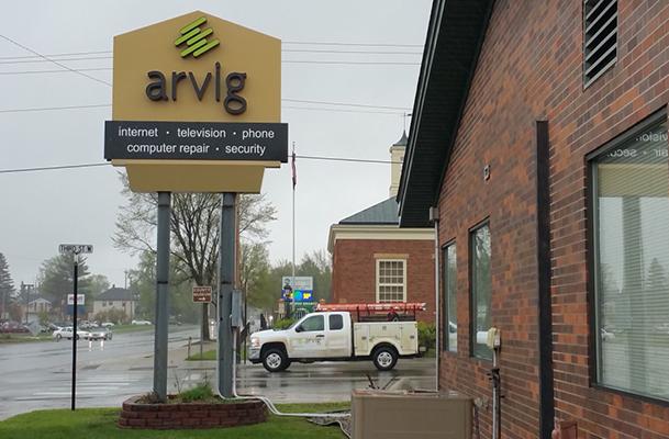 Park Rapids Arvig Building